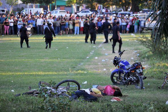 La fuente oficial precisó que el número de muertes violentas por cada 10...