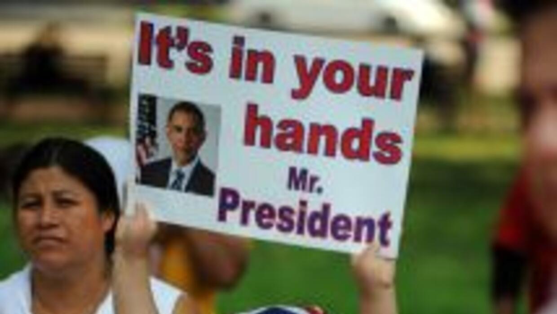 Obama pidió a funcionarios de su gobierno evitar la demagogia en asuntos...