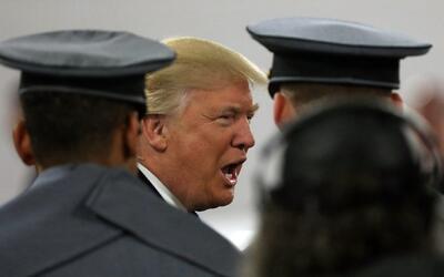 Donald Trump está sacudiendo las relaciones con aliados tradicion...