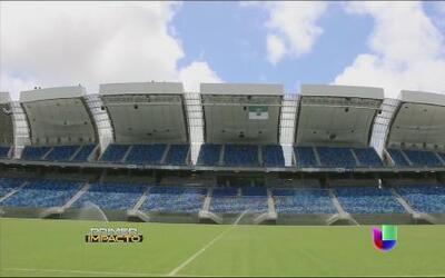 Recorrido por los estadios de Brasil y sus secretos para recibir a la Co...