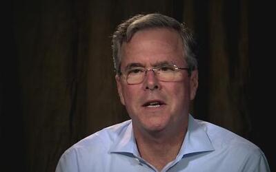 Jeb Bush: hay que reformar a Washington
