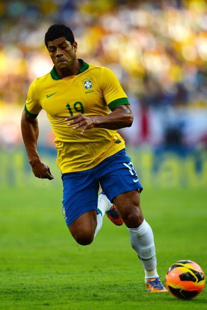 Givanildo Vieira de Souza 'Hulk'. Posición: Delantero. Fecha de N...