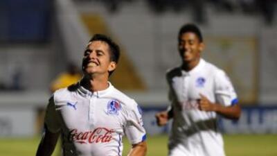 Olimpia es de nueva cuenta líder en Honduras.