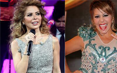Enfrentadas sobre el escenario, así será la gira de Gloria Trevi y Aleja...