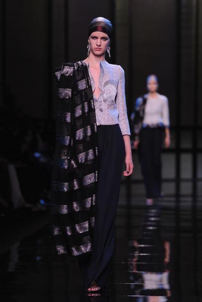 Una de las presentaciones más esperadas en la Semana de la Moda d...