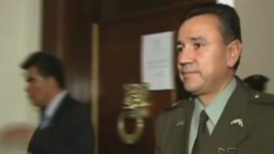 General colombiano retirado Mauricio Santoyo tuvo primera cita con justi...