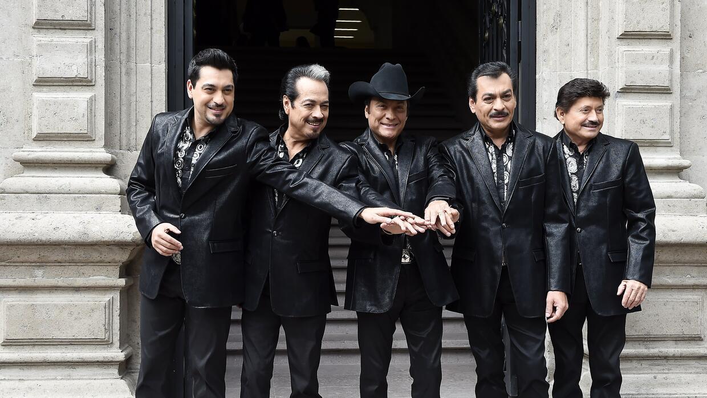 Los Tigres estrenan su disco en Vivo  GettyImages-456803024(1).jpg