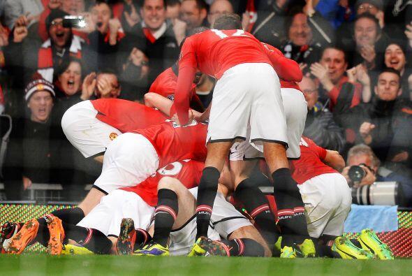 Van Persie volvía a marcar un gol ante su ex equipo, el club en el que d...