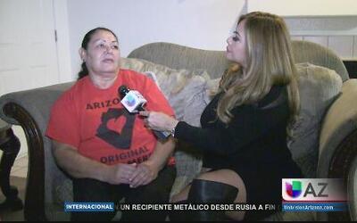 Detienen la deportación de la madre de Dreamer