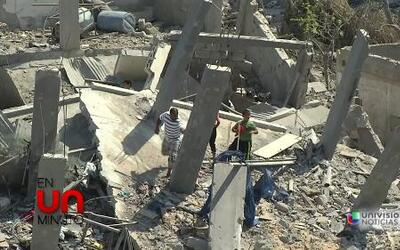 En Un Minuto: nuevo cese al fuego en Gaza