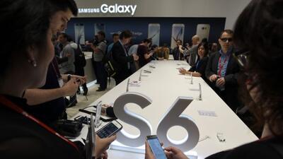 Samsung presentó la nueva generación de su teléfono estrella.