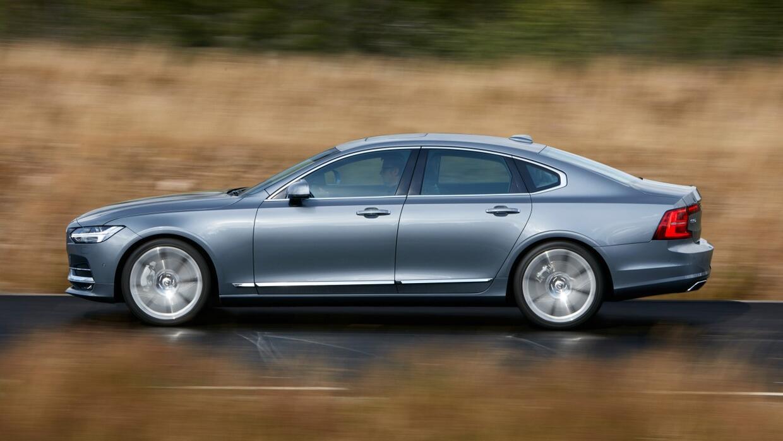 Volvo S90 2017: un nuevo tipo de auto de lujo