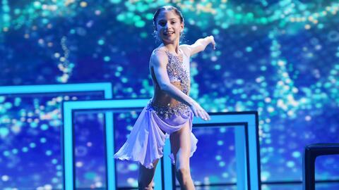 Leah nos explica su proceso de cómo siente la música al bailar