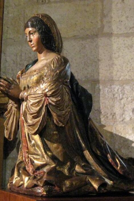 La académica aclara que la misiva está escrita en el español de la época...
