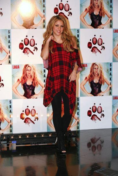Si bien estas prendas no han sido las mejores elecciones de Shakira, nos...
