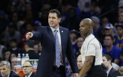 Walton es uno de los favoritos de los Lakers para el puesto de entrenador