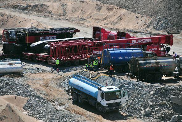 Mañalich dijo que los mineros no serán sedados al momento de izarlos por...