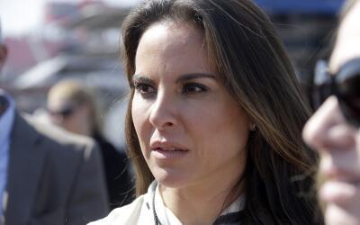 Kate del Castillo interpone un recurso de amparo