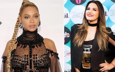 Beyoncé estaba fuera de lugar y Maite Perroni no convenció con su moda