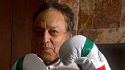José Sulaimán se recupera.