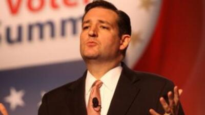 Ted Cruz, otro hispano en el Senado.