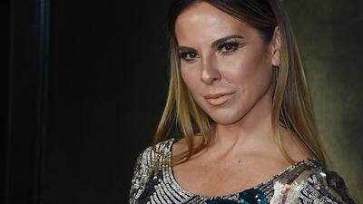 Fiscalía mexicana cita a Kate del Castillo por comunicació...