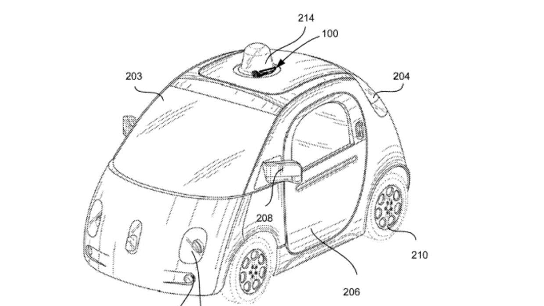 El coche de Google también será autónomo a la hora de la limpieza