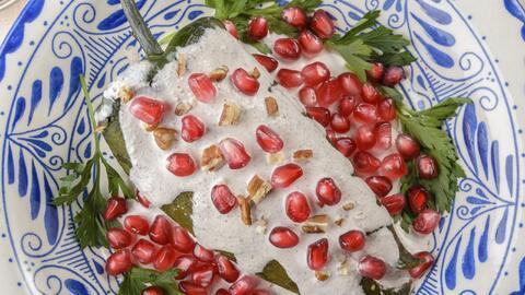 Este plato se sirve para conmemorar la independencia de México el...