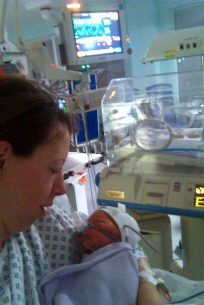 Después de este angustiante momento, Rachel recuperó la vida y después d...