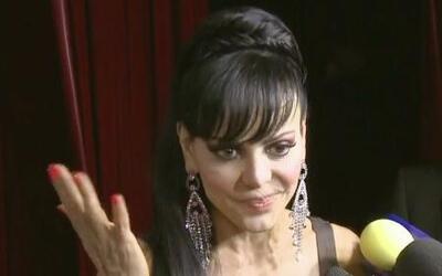 Maribel Guardia le declaró su amor al Piojo Herrera