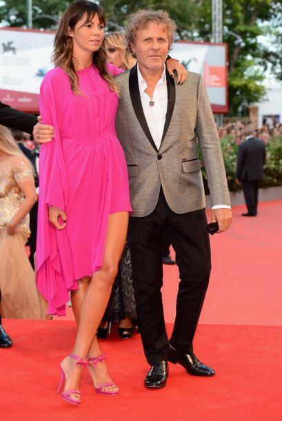 Renzo Rosso y Arianna Alessi fueron un poco más atrevidos y decidieron m...