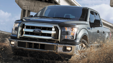 Ford-F150 2017