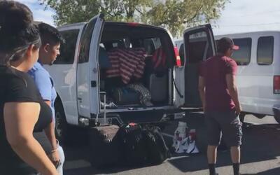 Organizaciones comunitarias de Arizona apoyan a la comunidad migrante de...