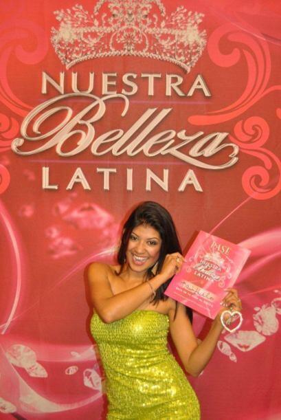 La mexicana Karina Hermosillo asegura que para estar entre las favoritas...