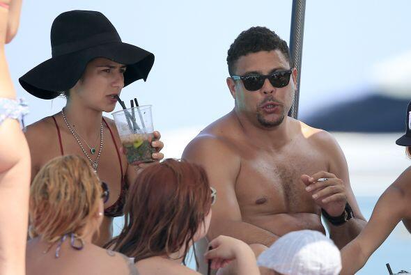 Mira cómo lo pillamos durante otras vacaciones en Ibiza.