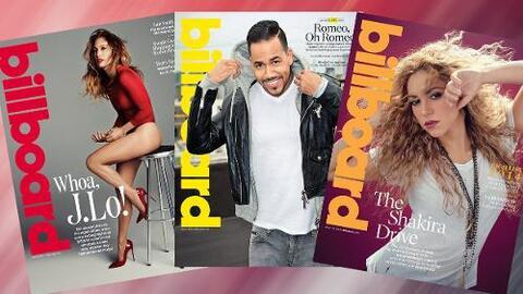 Las mejores portadas de Billboard