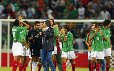 México, Ricardo La Volpe
