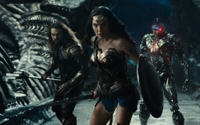 'Justice League': llegó la Liga de la Justicia