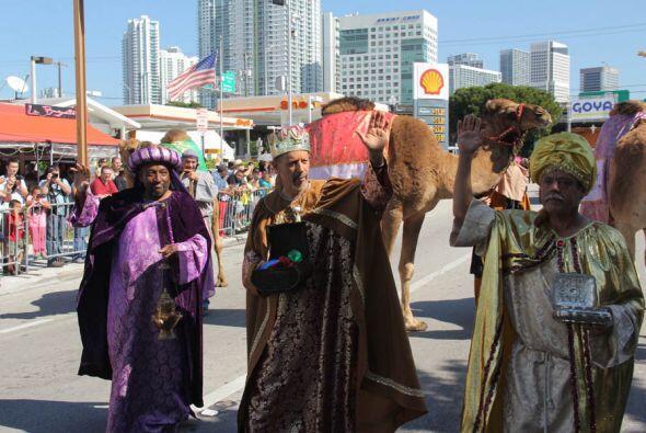 Vean todas las fotos de la celebración de La Parada de los Tres Reyes Ma...