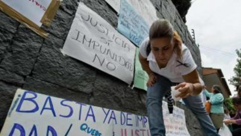 Los detenidos fueron denunciadosante el ministerio público por daños al...