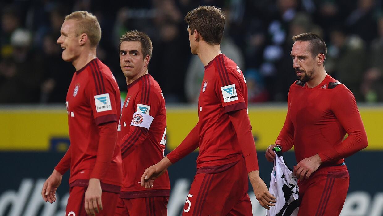 El Bayern Munich perdió el invicto en Alemania