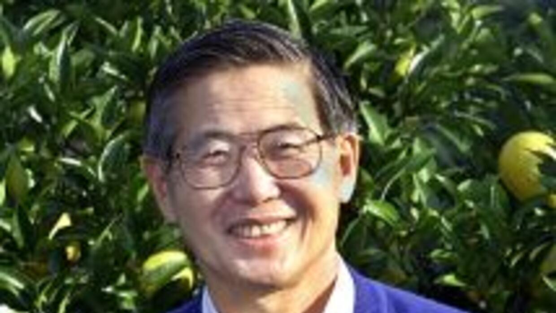 Un video puso en evidencia al ex presidente Fujimori, quien se dice cult...