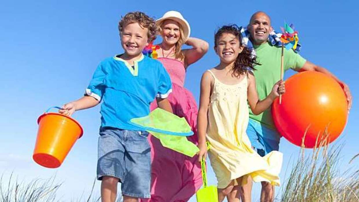 10 Weeks of Fun and Relaxing Summer Family Activities!