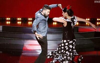 Jomari Goyso bailó flamenco en Nuestra Belleza Latina y Osmel le rompió...