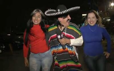 Kevin Arnulfo presenció la goleada de Tigres al América