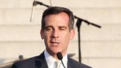 Alcalde de Los Ángeles, Eric Garcetti