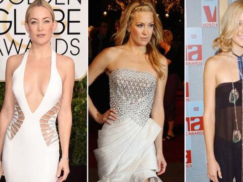 A sus 36 años, la actriz luce mucho mejor que muchas jovencitas,...