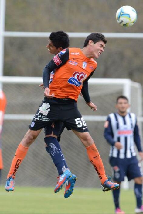 Eder López: El joven producto de Pachuca juega actualmente con el Östers...