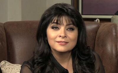Victoria Ruffo llorará como pocas veces en su carrera