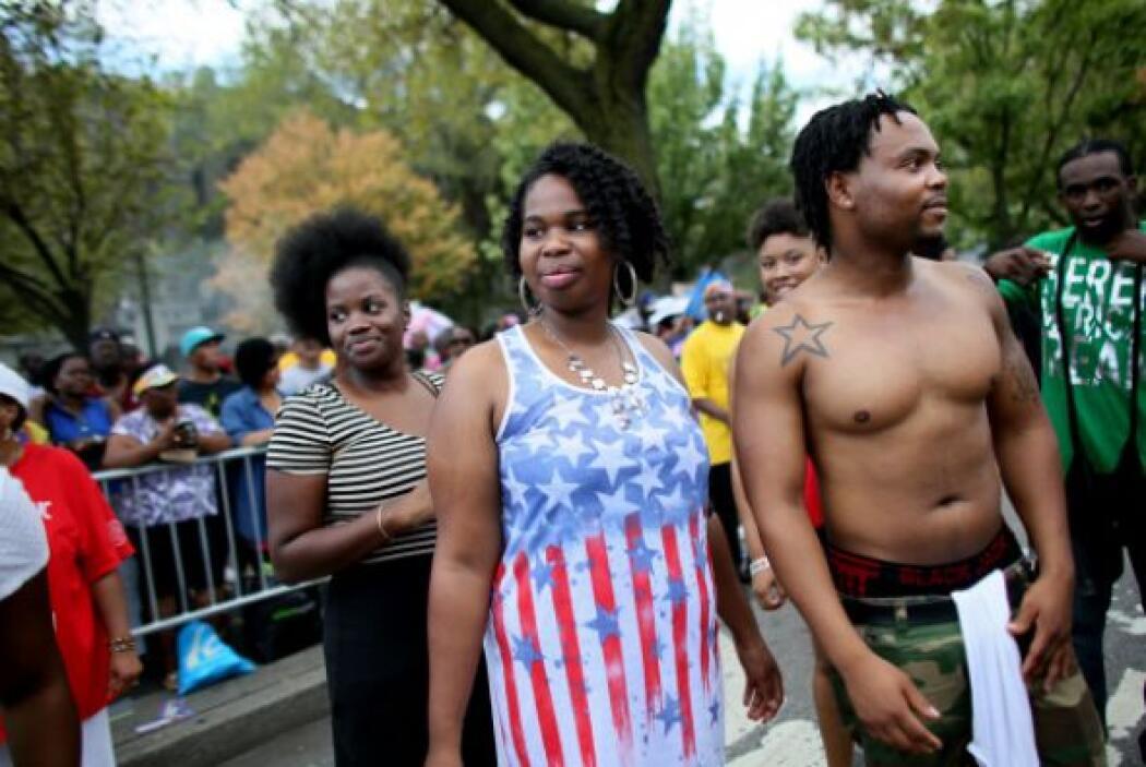 Muchos visitantes llegan a Brooklyn a probar la experiencia del carnaval.